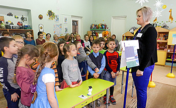 семинар для воспитателей